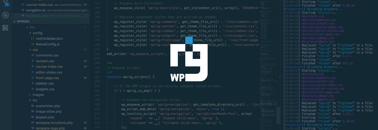 Introducing WP Rig: A tool to help you build better WordPress themes